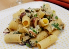 Pasta with Capers and Tuna