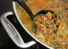 Black Eyed Pea and Ham Stew
