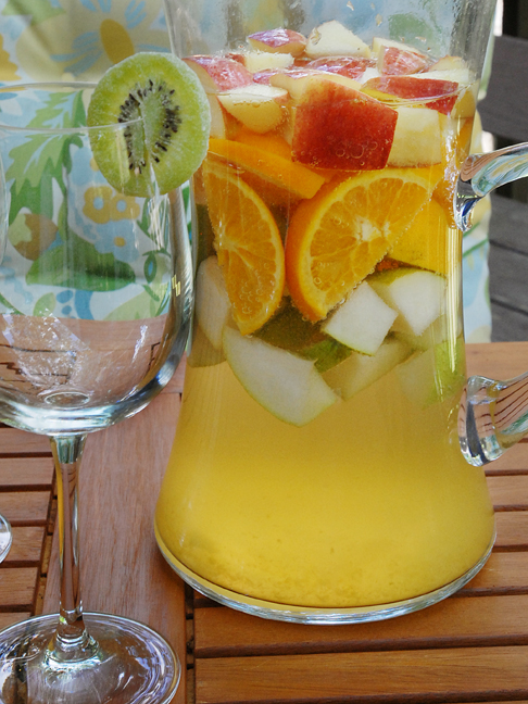 ... white wine granita sweet summer sangrias myrecipes com white sangria