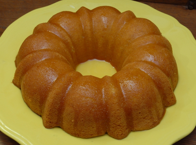 That is a nice looking bundt