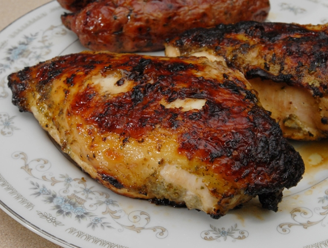 Jun 10,  · Quick and easy with wonderful taste, this simple marinade for grilled chicken breasts makes a great main course for a special dinner or the perfect topping for a lunch salad. Editor's Note: Originally published April 17, /5().