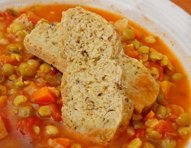 That soup looks familar