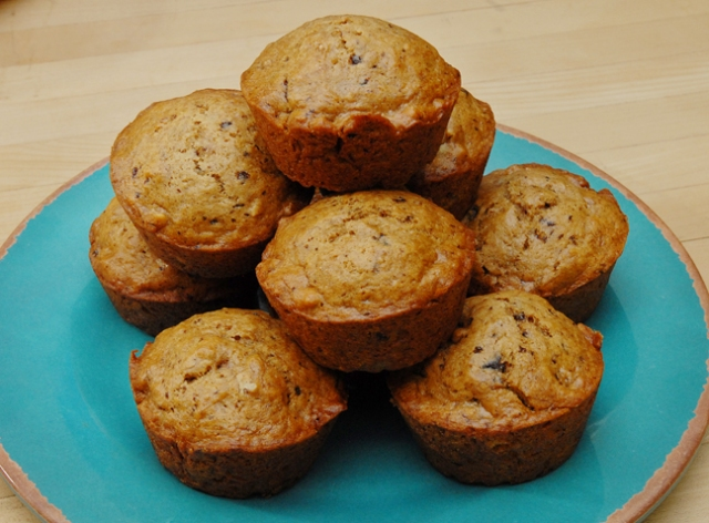 If only the ancient Egyptians made muffin pyramids