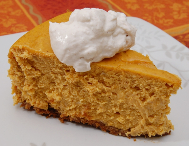 Substitute this if you are tired  of pumpkin pie
