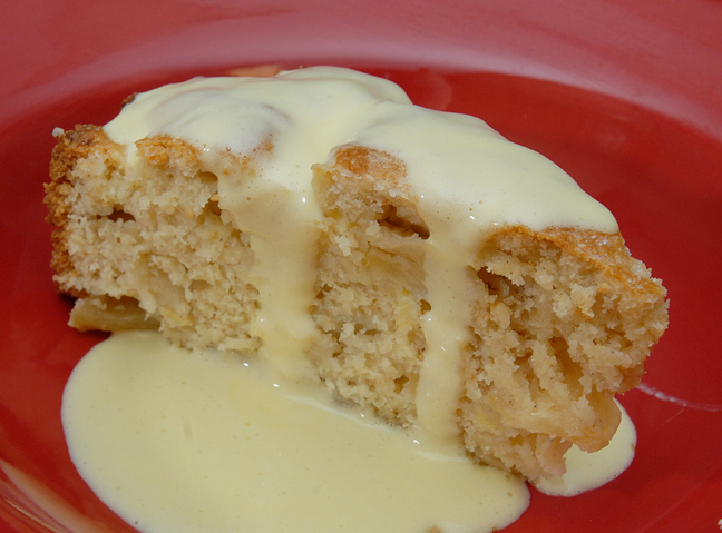 The Only Apple Cake Recipe