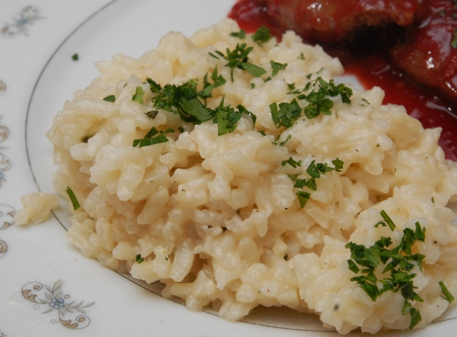 This is not risotto