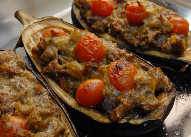 How many different ways have I stuffed vegetables