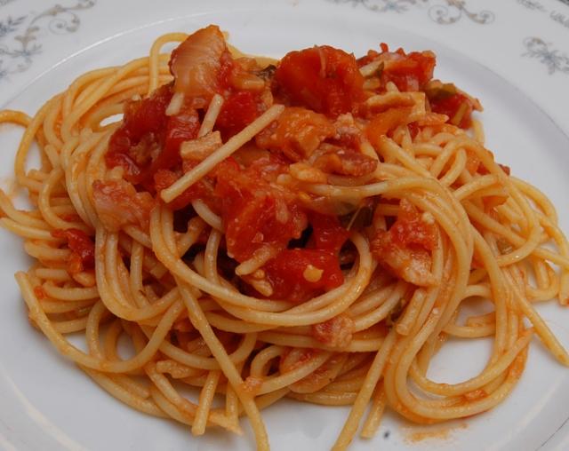 Mmmmmmmmmm pasta
