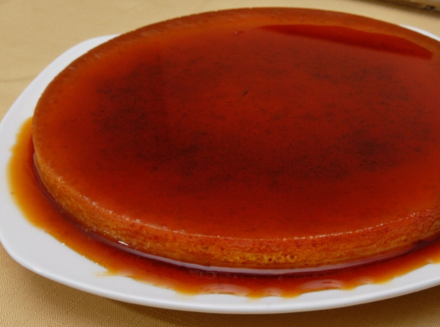 All that caramel is not a bad thing