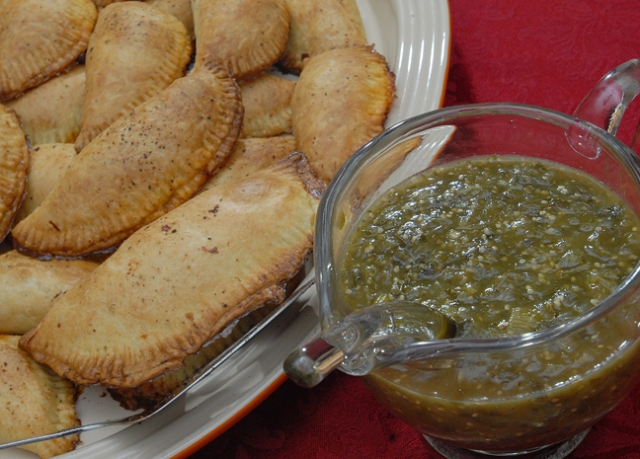 Mexican meat pies